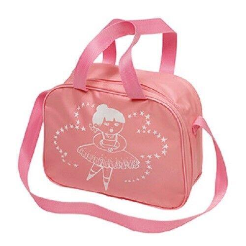 Childrens Square Dance Bag Ballerina Bear, Star Star Bear, danseuse ou twirlie danseuse 3f2657