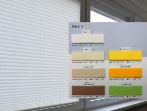 cosiflor vs 2 cara sichtschutz breite 30 120 cm plissee faltstore jalousie rollo ebay. Black Bedroom Furniture Sets. Home Design Ideas