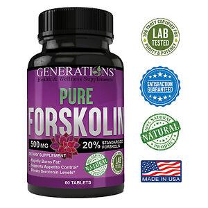 forskolin weight loss 500 mg