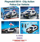PLAYMOBIL 5614 - City Action Police Car Vehicle