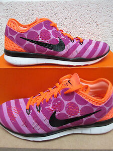 Details about nike womens free 5.0 TR FIT 5 PRT running trainers 704695 500 sneakers shoes