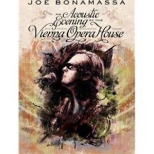 Joe Bonamassa - Un Acoustic Sera At The Vienna Opera Casa Nuovo DVD