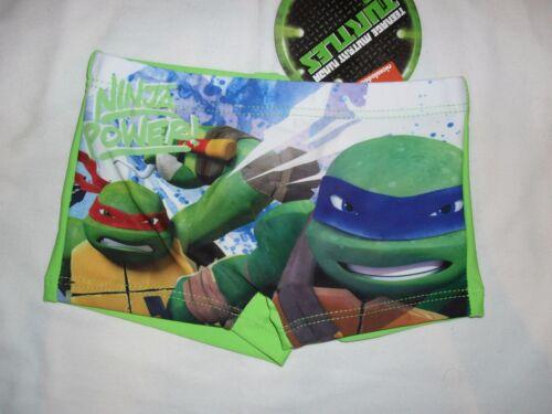 BNWT ninja turtles swimming boxer trunks//swim shorts.2-3,3-4,5-6 or 7-8yrs