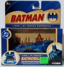 Corgi Batman 1990's DC Comics Batmobile #77303 1:43 Scale Die Cast Vehicle MIB