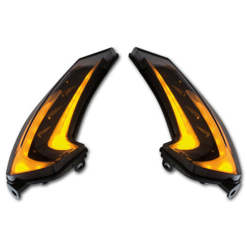 Smoked integrated LED tail light signals MV Agusta Dragster 800 RR