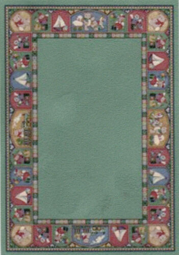 "1:24 Scale Dollhouse Area Rug approximately 3-5//8/"" x 5-1//8/"" 0001898"