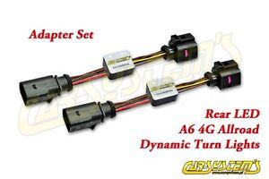 Audi-A6-4G-ALLROAD-Dynamischer-LED-Blinker-Plug-amp-Play-Dynamic-LED-Plug-amp-play