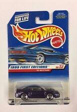 Mattel Hot Wheels 1999 First Edition Series #2/26 - '99 Mustang (T14)