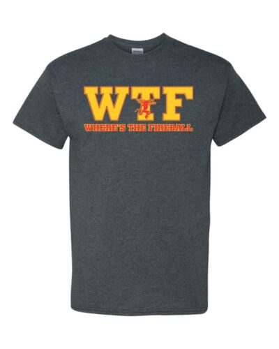 Fireball Cinnamon Whisky Drinking Men/'s Tee Shirt 638 WTF Where/'s The Fireball