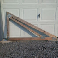 Roof Trusses Kijiji In Ontario Buy Sell Amp Save With