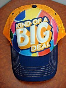 Details About Walmart Mens Hat Trucker Mesh Snapback Kind Of A Big Deal Back To School Promo