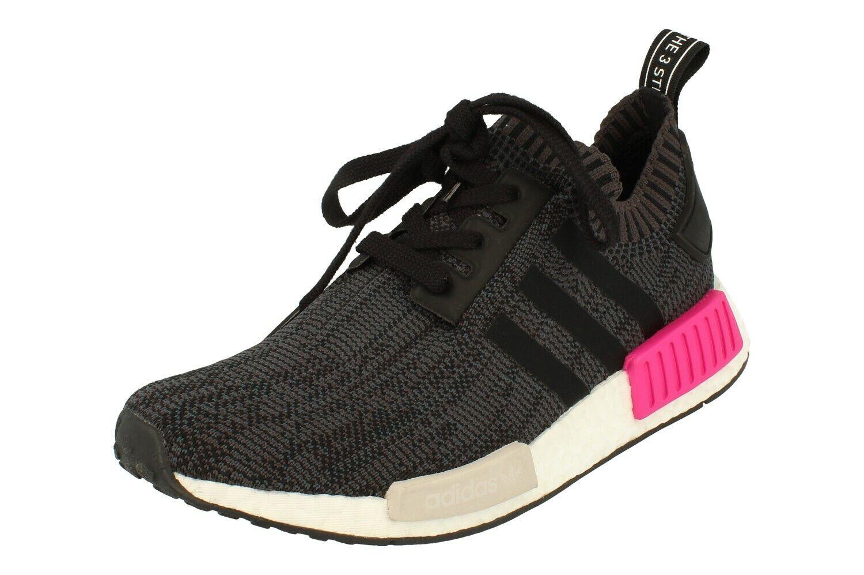 Adidas Originals Nmd_R1 Pk Womens Running Trainers Sneakers BB2364