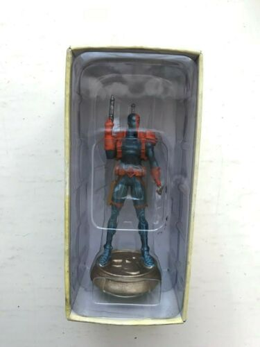 DC COMICS Chess Figurine Collection Issue 36 Deathstroke eaglemoss figurine