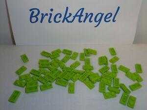 NEW LEGO White 1X2 Plates Bulk Lot of 150 Pieces 3023