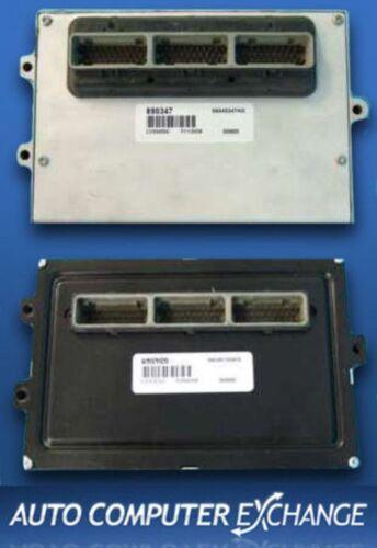 2001 DODGE RAM 1500 2500 3500 VAN GAS 5.9L Engine Computer ECM PCM 56040259AF