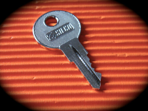 Johnson Evinrude Keys Supplied To Code Number-Pollak 1977 Series-LQQK!