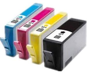 4-364-XL-INK-CARTRIDGE-For-HP-PHOTOSMART-B110-B210-C309-5510-5515-6510-3070a