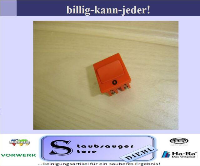 Ein / de interruptor para Vorwerk Kobold 122