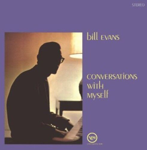 Bill Evans - Conversations with Myself [New Vinyl]