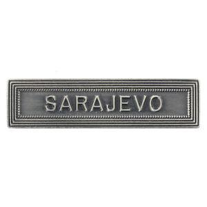 Agrafe Pour Médaille Ordonnance Sarajevo Lmm0nuwy-08010512-537327077
