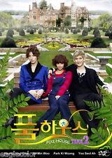Full House Take 2 Korean Drama (4DVDs) Excellent English & Quality - Box Set!