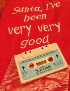 Teddy-Ruxpin-1985-The-missing-Princess-Tape-cassette-RARE