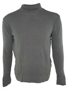 kunie-maglioncino-maglione-uomo-grigio-lupetto-lana-made-italy-taglia-it-48-50