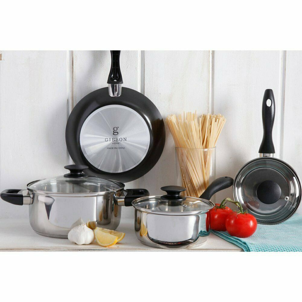 Gibson 98141 83rm Home Essential Total Kitchen 83 Piece Combo Set For Sale Online Ebay