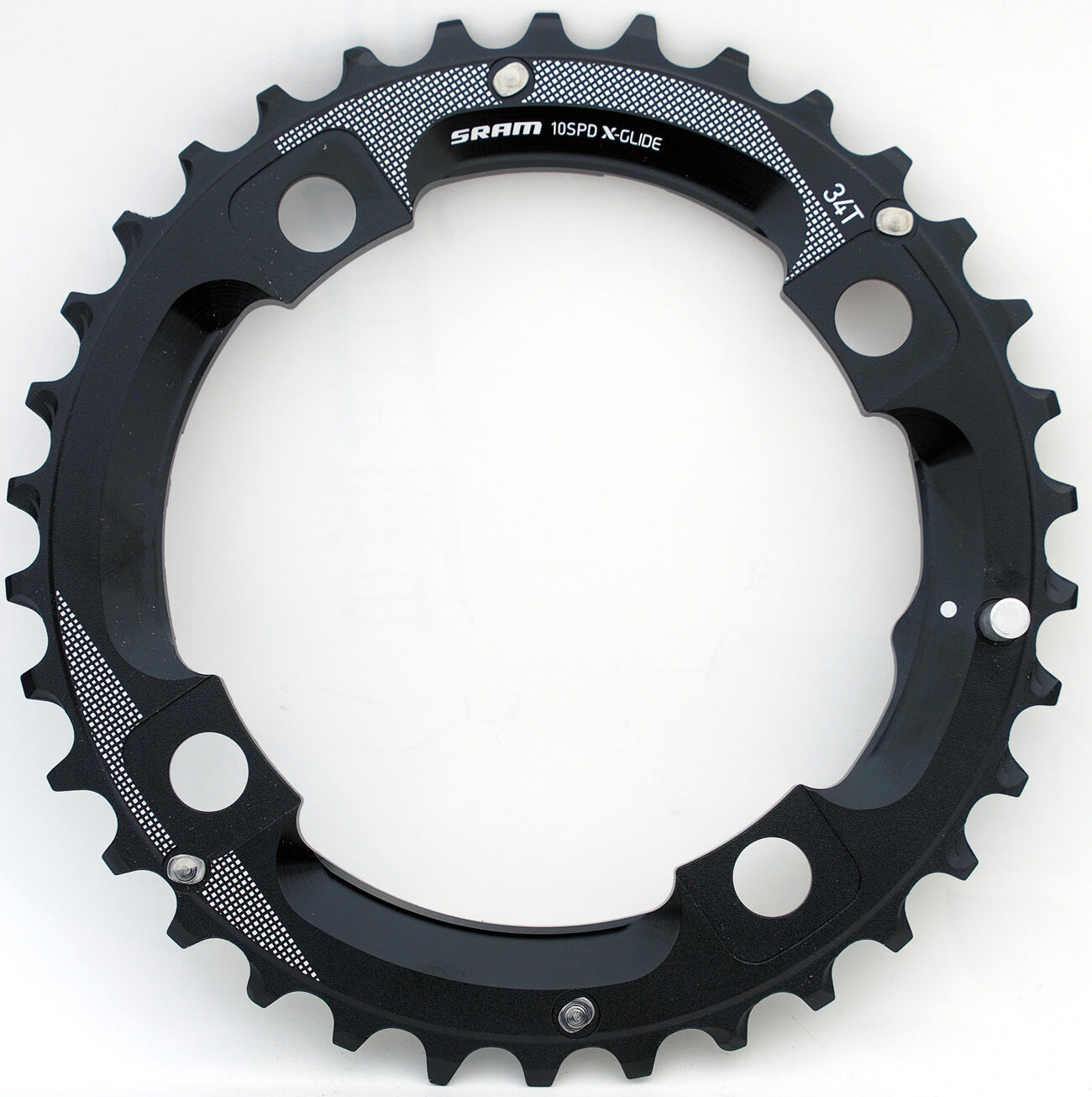 SRAM Truvativ MTB 2x10 speed 34T Chainring BCD 104mm, Medium Pin, New In Box