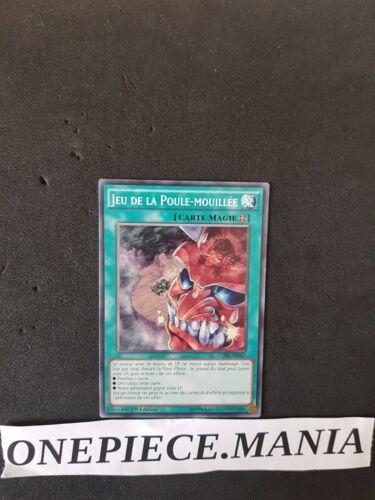 Jeux De La Pouille-Mouillée CORE-FR067 1st Yu-gi-oh