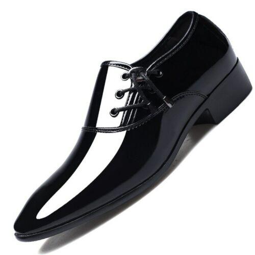 2020 Zapatos de vestir para Hombre Zapatos formales de cuero de lujo de moda