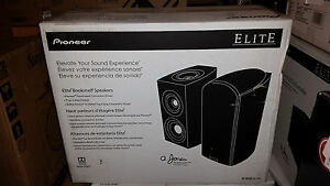 Image Is Loading Pioneer Elite SP EBS73 LR Black Dolby Atmos