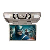 Digital Car Dvd Player Gray 15.6 Roof Mount Flip Drop Down Overhead Hd Games Us