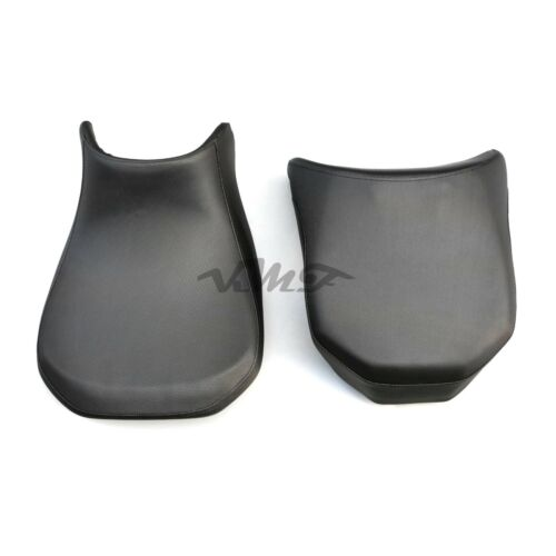 Front Rider+Rear Passenger Seat Pillion Cushion For BMW R1200GS 13 14 15 16 New