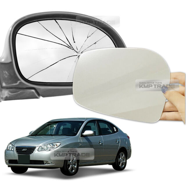 Replacement Side Mirror Lh Rh 2p Adhesive For Kia 2015 2017 2018