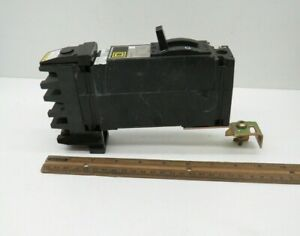 FYB14020-B Square D SQD Circuit Breaker 1 Pole 20 Amp 277V