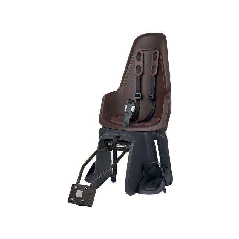 Bike baby seat one maxi rear mount brown chocolate  Bobike kids  more order