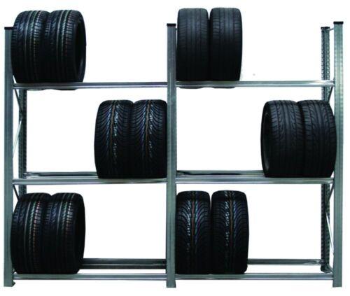 Räder-//Reifenregal classic XL Anbauregal für 12 Räder