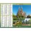 Calendrier-2021-La-Poste-Almanachs-PTT-35-References-Divers-Animaux-Paysages miniature 44