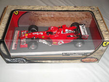 M. Schumacher Ferrari F2004 2004 GP Bahrain Tabak OVP 1:18