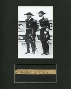 Admiral-Louis-McCoy-Nulton-Naval-Superintendent-Signed-Autograph-Photo-Display