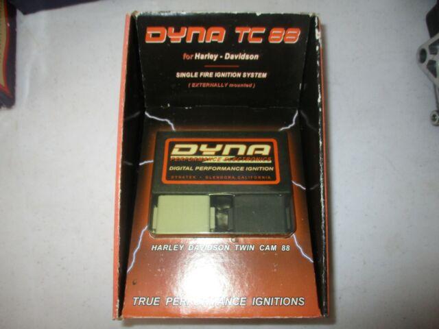 New 2000 Digital Performance Ignition System Dynatek Tc88