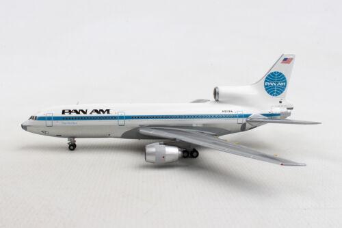 Gemini Jets Pan Am Lockheed L1011-500 Tristar GJPAA1688 1//400 REG#N511PA New
