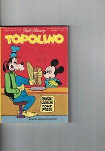 1976 03 07 - TOPOLINO - WALT DISNEY - N.1058 - 07 MARZO 1976 - Italia - 1976 03 07 - TOPOLINO - WALT DISNEY - N.1058 - 07 MARZO 1976 - Italia