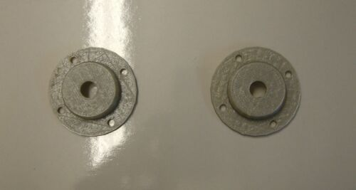 OE-Tech Rubber Reel to Reel Gray spool holders retainers NEW Made in the USA