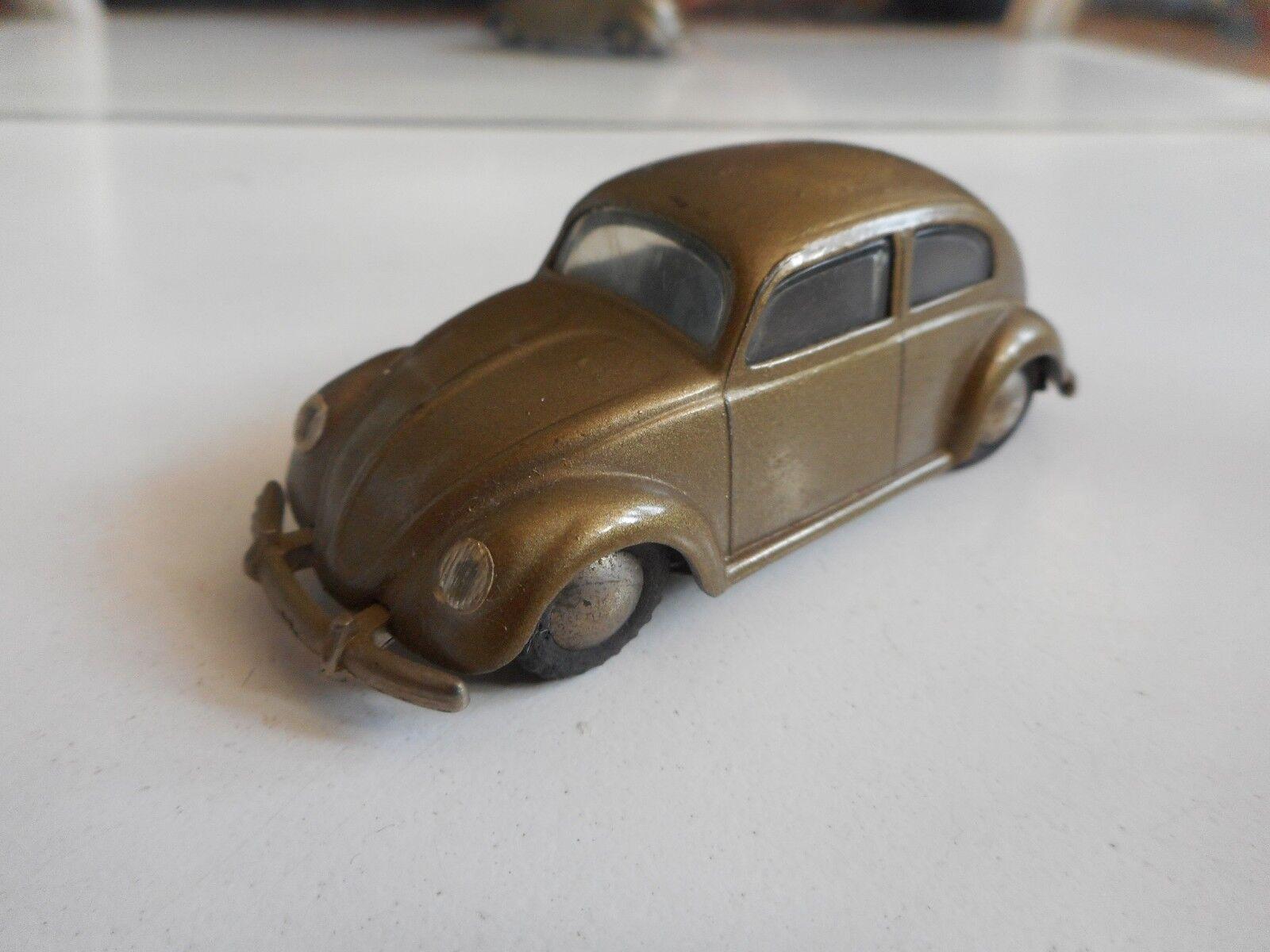 Tekno Denmark VW Volkswagen Beetle in braun