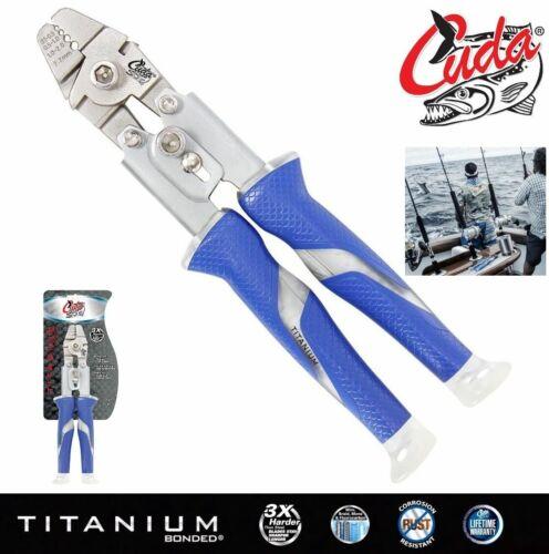 """CUDA 11/"""" Titanium Bonded Crimper"""