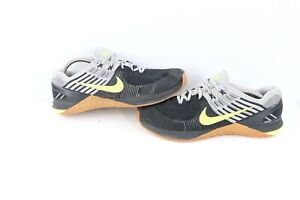 Nike Metcon DSX Flyknit Weightlifting Training Gym Shoes Sneakers Mens Size 11.5