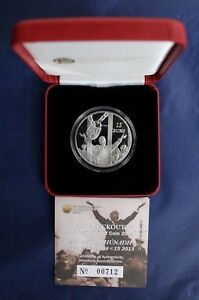 2013-Ireland-Silver-Proof-15-Euro-coin-034-The-Lockout-034-in-Case-with-COA-F5-13