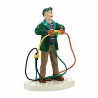 Department 56 National Lampoon Christmas Vacation Fire It Up Dad